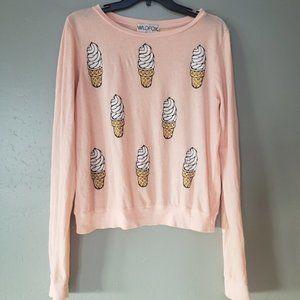 Wildfox Ice Cream Shirt